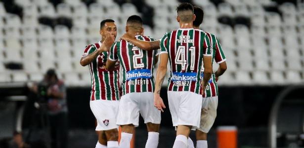 Time tricolor fez a festa contra o rival de Pernambuco - Lucas Merçon