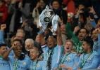 Na volta de Jesus, City supera Arsenal e conquista 1º título com Guardiola - Carl Recine/Reuters