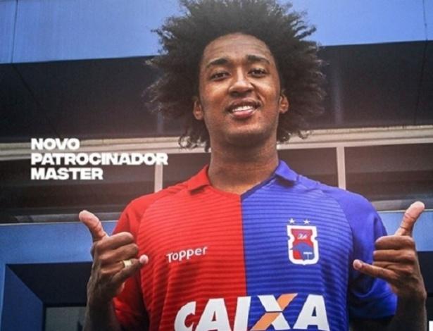 Contrato com a Caixa só foi liberado após acordo judicial - Paraná Clube/Instagram