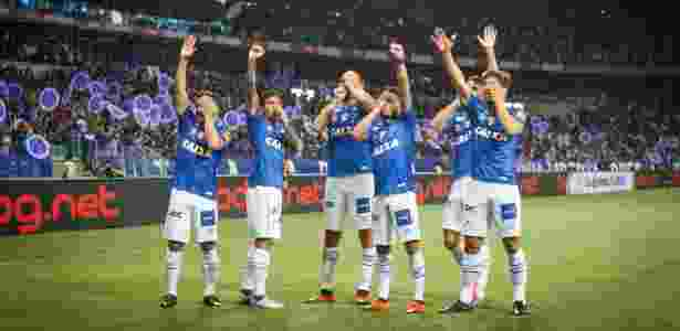 Relação de Mano com os jogadores ajuda treinador a manter grupo do Cruzeiro unido - Vinnicius Silva/Cruzeiro