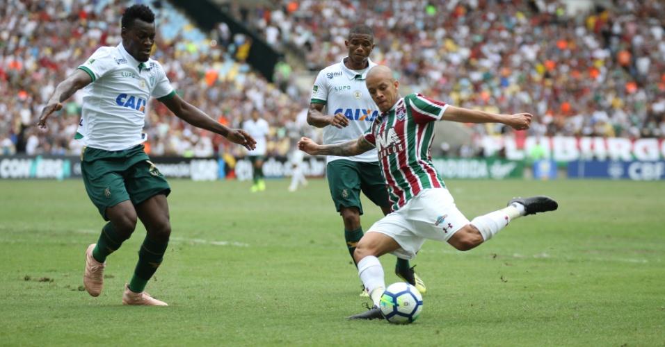 Fluminense encara o América-MG pela 38ª rodada do Campeonato Brasileiro no Maracanã