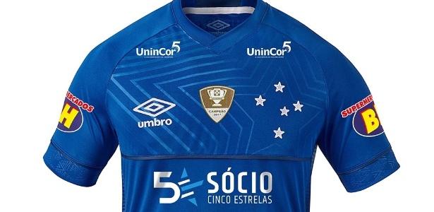 e55c42d8a Cruzeiro fecha novo patrocínio e vai estampar marca da Fiat no ...