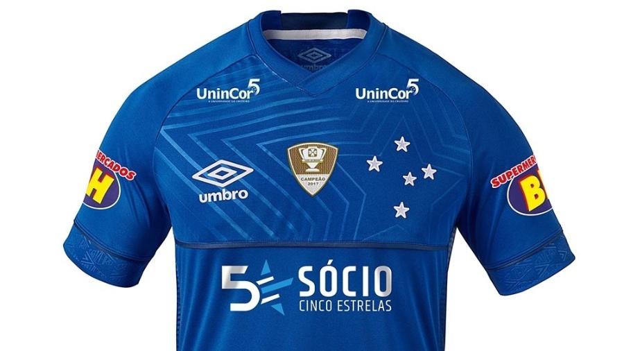 01046c747a Cruzeiro não vai renovar com a Umbro e fecha com a Adidas por três anos