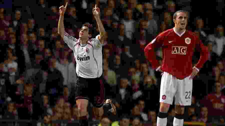 Kaká não queria ter saído do Milan para o Real Madrid, diz antigo representante - Tony Marshall/Empics/Getty Images