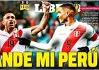 Jornais peruanos celebram volta à decisão de Copa América após 44 anos - Reprodução