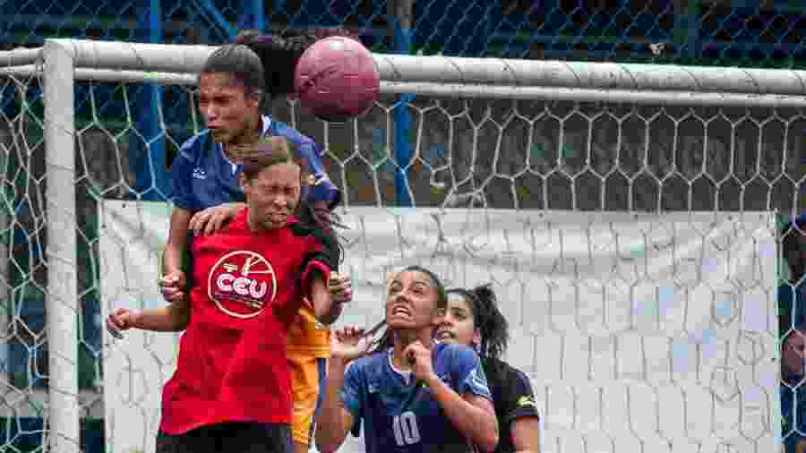 Número de garotas em um dos maiores campeonatos amadores do Brasil cresce 30% - Divulgação