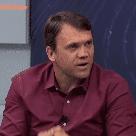 Petkovic, durante participação no Seleção SporTV - Reprodução