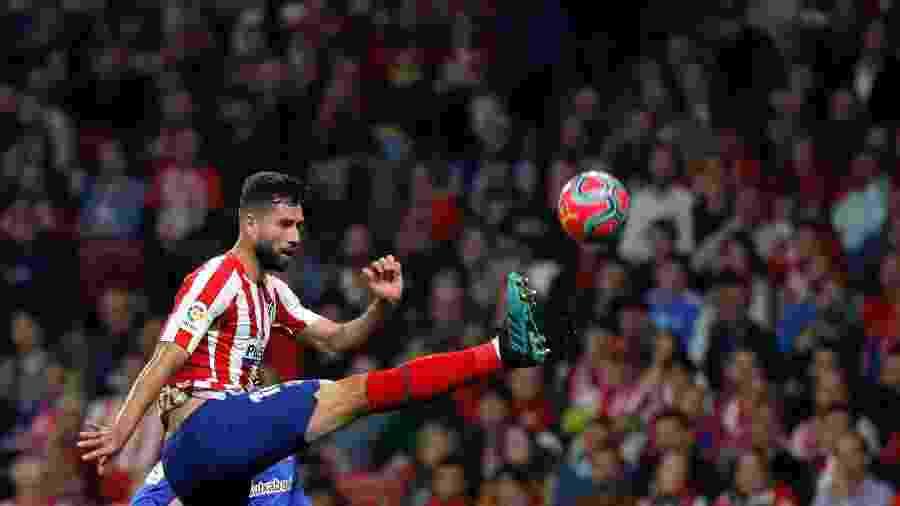 Felipe em ação pelo Atlético de Madri - Susana Vera/Reuters
