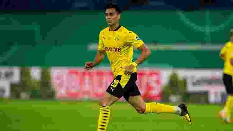 Reinier - Alexandre Simoes/Borussia Dortmund via Getty Images - Alexandre Simoes/Borussia Dortmund via Getty Images
