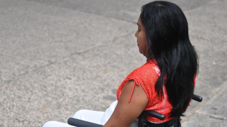 Mulher em cadeira de rodas -  Kike Calvo/Universal Images Group via Getty Images