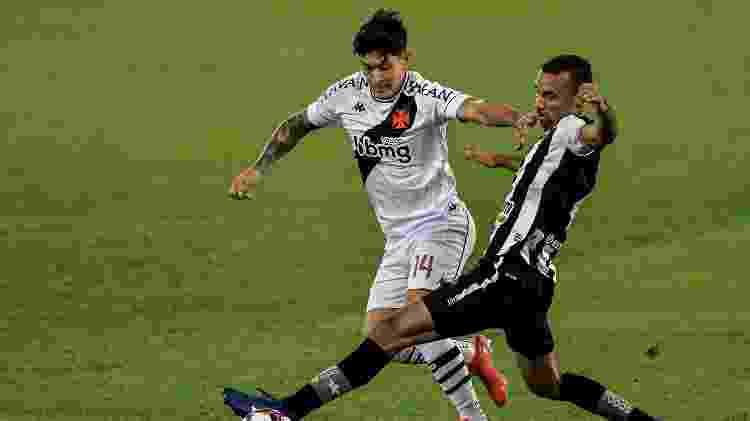 Botafogo x Vasco na B - Thiago Ribeiro/AGIF - Thiago Ribeiro/AGIF