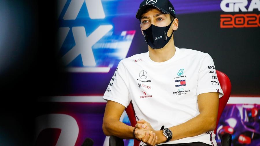 George Russell vai ser titular da Mercedes a partir de 2022 - LAT Images/Mercedes