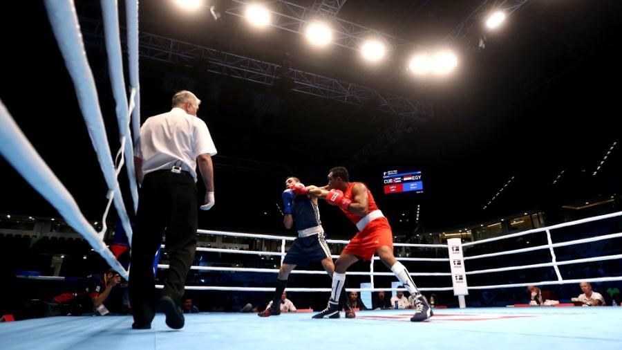 Escândalo de boxe poderá afetar o esporte na Olimpíada  - Warren Little/Getty Images