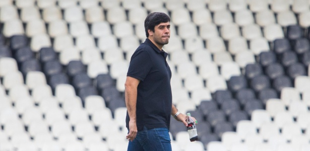 Euriquinho, filho de Eurico, tornou-se vice-presidente de futebol do Vasco  - Paulo Fernandes / Flickr do Vasco