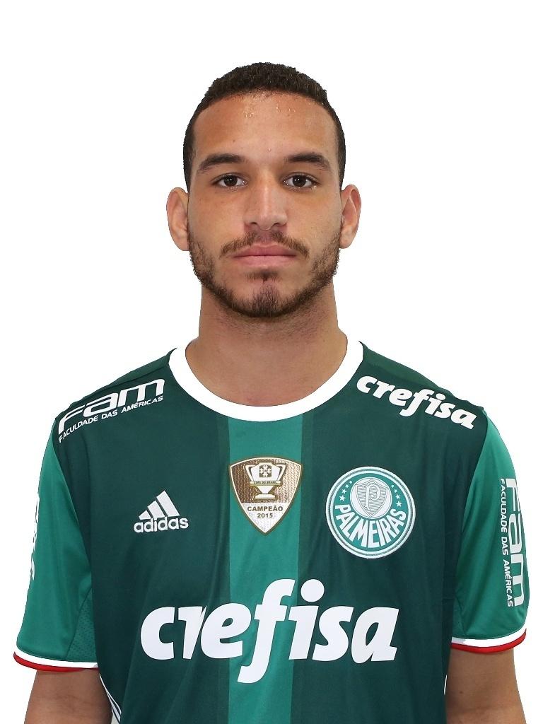 Matheus Iacovelli, atacante sub-20 do Palmeiras