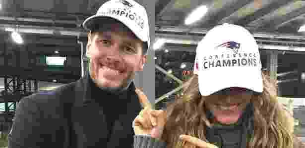 Brady e Gisele - Instagram/Reprodução - Instagram/Reprodução