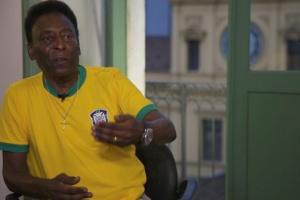 Pelé fala de relação com a morte e 'corneta' Neymar