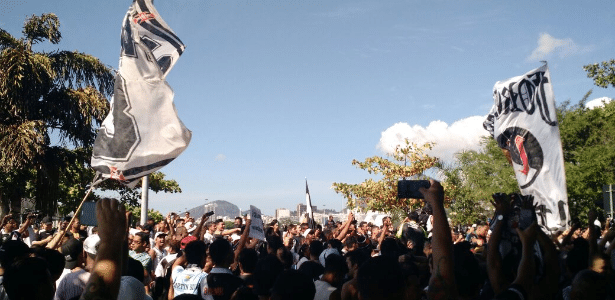 Torcida do Vasco promete muita festa para a equipe mesmo com os portões fechados