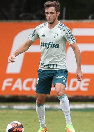 Hyoran pode ganhar a primeira chance - Cesar Greco/Ag. Palmeiras