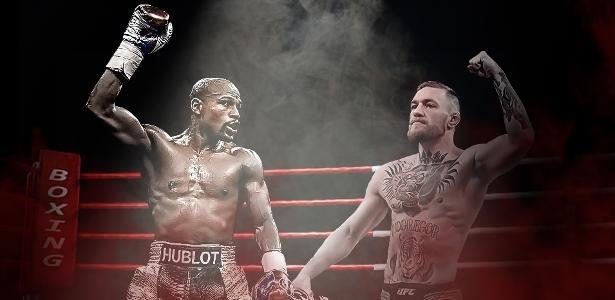 Mayweather e McGregor vão se enfrentar em luta de boxe em 26 de agosto