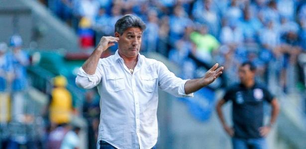Grêmio de Renato Gaúcho é quase impecável em jogos mata-mata desde o ano passado