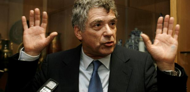 Ángel María Villar é ex-presidente da Federação Espanhola de Futebol - Nacho Doce/Reuters