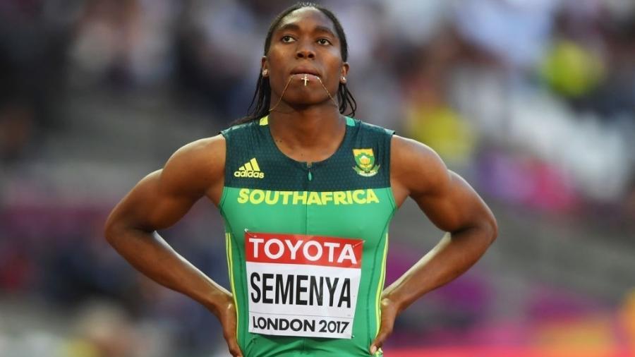 Caster Semenya, da África do Sul - David Ramos/Getty Images