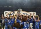 A FINAL EM FOTOS: o olhar dos fotógrafos no título do Cruzeiro contra o Fla - André Yanckous/AGIF