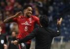 Cria do Corinthians comanda e garante vaga do Urawa na Champions da Ásia - TORU YAMANAKA/AFP