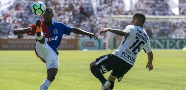 Jhonny Lucas vem sendo oferecido a clubes após rebaixamento do Paraná para a Série B