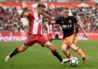 Fora dos planos de Guardiola, lateral é vendido pelo City ao Stuttgart - Josep Lago/AFP