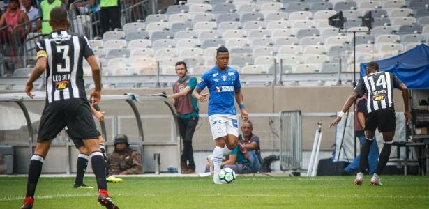 David sonha em jogar com Fred. Enquanto um atuava, o outro sempre estava machucado - Vinnicius Silva/Cruzeiro E.C.