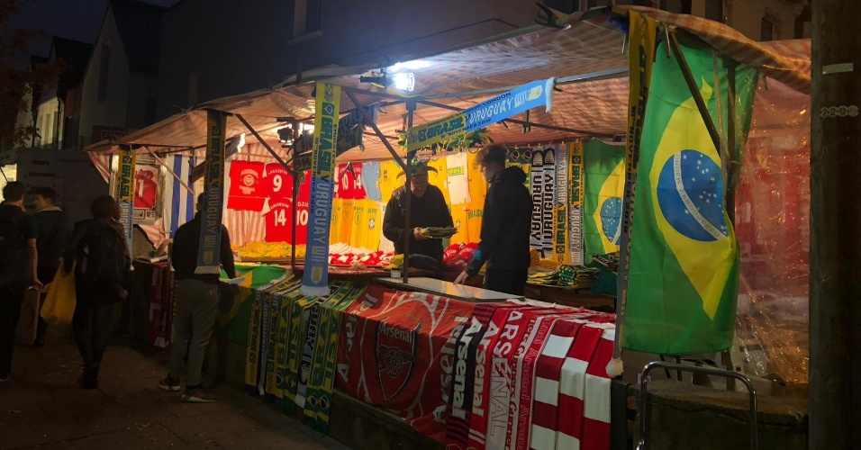 Brasil Uruguai comércio venda