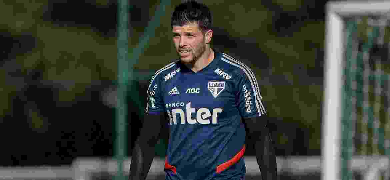 Tiago Volpi é desejo do São Paulo FC para seguir no clube em 2020. Clube se organiza para pagar e manter goleiro - Marcello Zambrana/AGIF