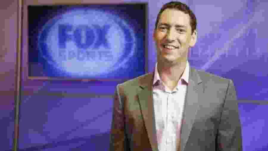 PVC trabalhava na FOX, mas deixou a emissora e estreia no Grupo Globo nesta segunda-feira - Reprodução