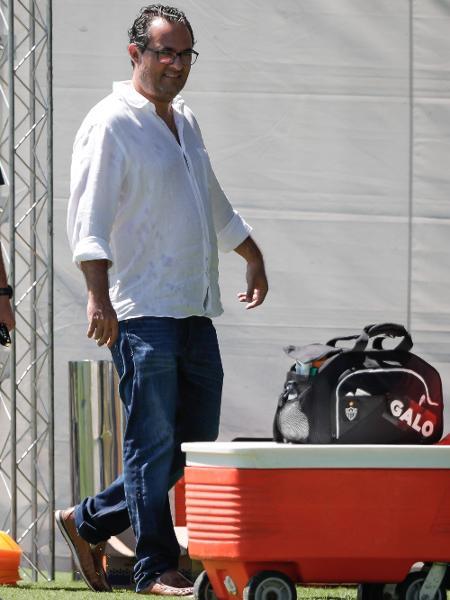 Alexandre Mattos, diretor de futebol do Atlético-MG - Bruno Cantini/Divulgação/Atlético-MG