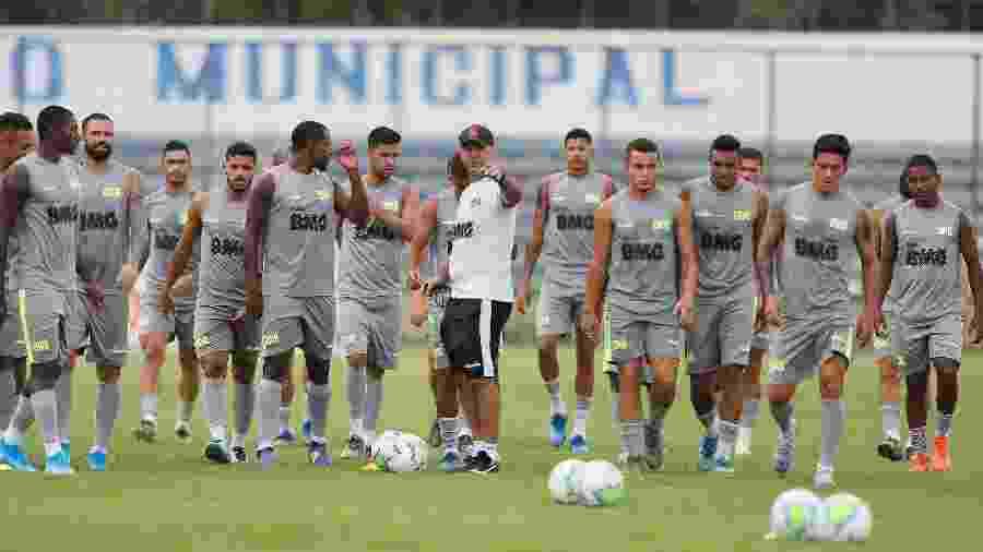 Jogadores do Vasco aumentaram o tom de insatisfação com os constantes salários atrasados - Rafael Ribeiro / Vasco