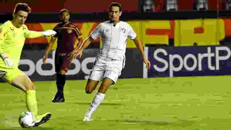 Ganso teve boa atuação em derrota do Fluminense para o Sport - Mailson Santana/Fluminense FC - Mailson Santana/Fluminense FC