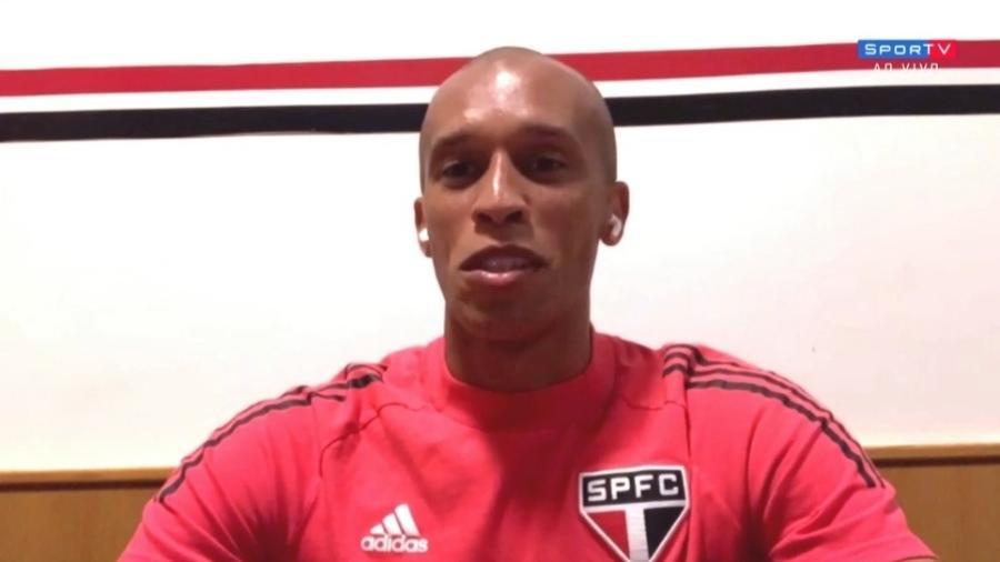 Miranda diz que derrota para a Bélgica foi maior decepção na carreira - Reprodução/SporTV