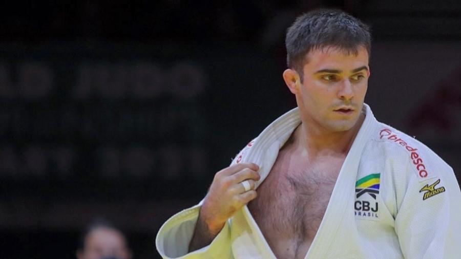 Judoca brasileiro Rafael Macedo perde na primeira luta e frustra narrador do SporTV - Reprodução/Instagram