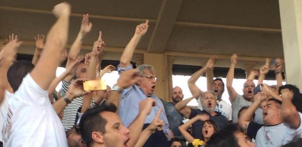 Eurico já foi ovacionado, mas tem sido vaiado neste fim de ano no Vasco