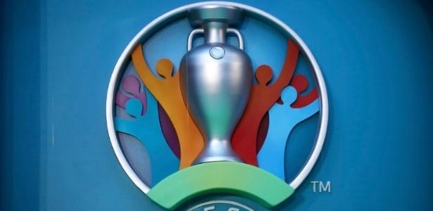 Logotipo da Euro 2020 é apresentado pela Uefa - Uefa