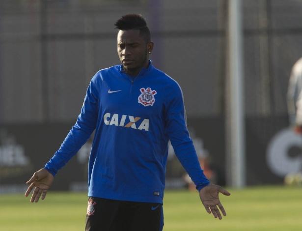 Willians, volante dispensado pelo Corinthians - Daniel Augusto Jr/Agência Corinthians
