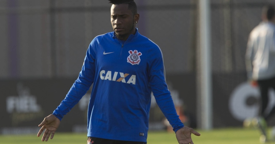 Willians, volante do Corinthians