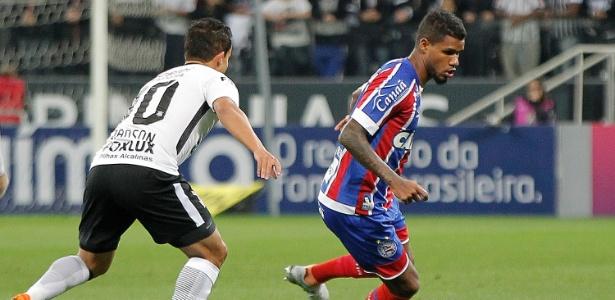 Matheus Reis passou 2017 emprestado ao Bahia pelo Tricolor Paulista