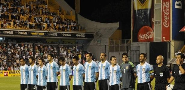 Argentina usou o estádio do Boca contra o Brasil em torneio de 2012: más lembranças