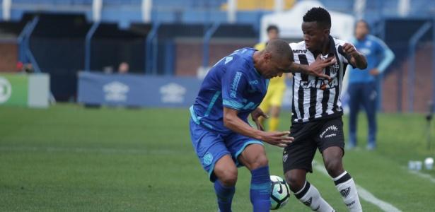 Cazares desfalca o Atlético-MG diante do Bahia