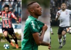 Thiago Ribeiro/AGIF, Daniel Augusto Jr./Corinthians e Fabio Menotti/Palmeiras