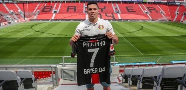 Venda de Paulinho ao Leverkusen gerou suspeitas por parte de advogado de Edmundo - Divulgação
