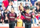 Nunes celebra solidez defensiva e aproveitamento do Atlético-PR contra Fla (Foto: Jason Silva/AGIF)